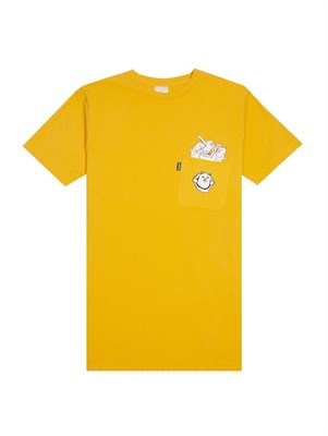 RIPNDIP Футболка Stuffed Tee Gold