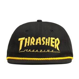 Кепка Thrasher rope snapback black