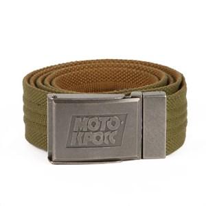 Ремень ЗАПОРОЖЕЦ Webbing Belt Мотокросс (Разноцветный (Olive/Sand), O/S)