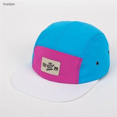 Бейсболка TRUESPIN Tokyo (Blue-Pink, O/S)