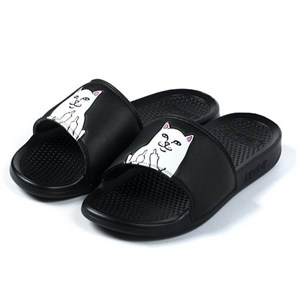 RIPNDIP Обувь Lord Nermal Slides Size 11 black
