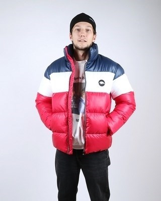 Куртка Anteater Downjacket-combo_red