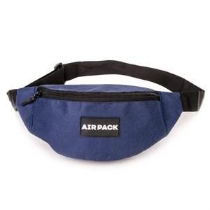 Поясная сумка AIR PACK  тёмно-синяя (Размер: OS )