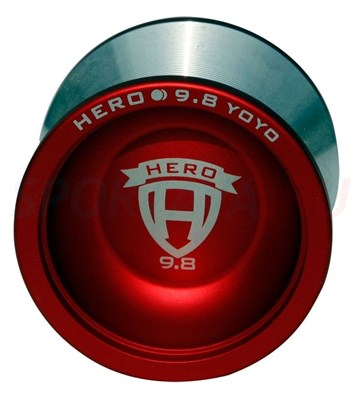 Йо-йо -  - Hero 9,8 (Red)