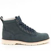 Ботинки Jack Porter TW9836-N Нубук, синий 50% шерсть