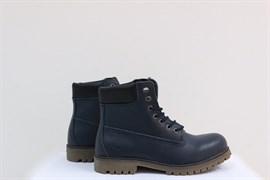 Ботинки Jack Porter Тw2701-LN-W Кожа, синий сетка