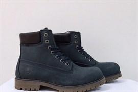 Ботинки Jack Porter TW2701-1-NW-M Нубук, синий рант тёмный 50%шерсть