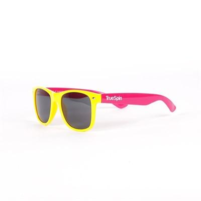 Очки TRUESPIN Classic (Yellow/Pink)