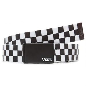 Vans ремень VA31J1Y28 MN DEPPSTER II WEB B Black/White