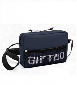 """Сумка """"GIFTED"""" SS17/308 темно-синий"""