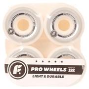 Комплект колес Footwork (LX GREY 54 мм 60D Форма Sidecut )