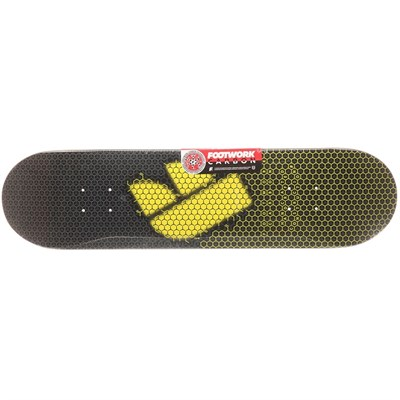 Дека Footwork CARBON FORMULA (Gold, Размер 8 x 31.5 )