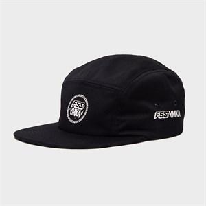 Кепка YMKA SHIX x F5S Black (черный)