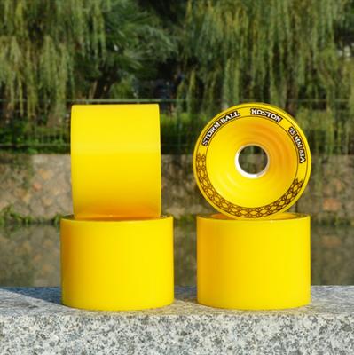 Колеса Koston 75mm 83a желтые