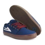 Обувь Lakai navy canvas