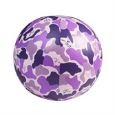 Надувной мяч Ripndip Beach Bum Beach Ball Purple Camo - фото 18900