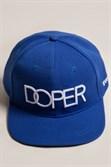 Бейсболка TRUESPIN Doper Snapback (Royal, O/S) - фото 7429